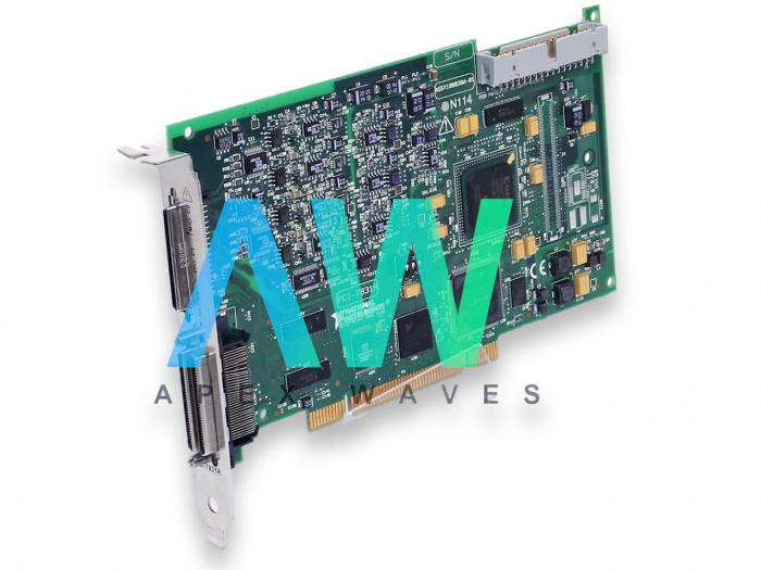 PCI-7831R National Instruments Digital Reconfigurable I/O Device | Apex Waves | Image