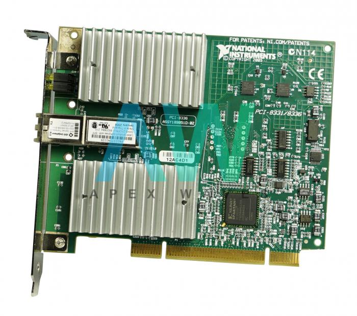 PCI-8336 National Instruments Interface Board | Apex Waves | Image