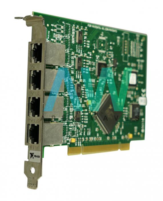 PCI-8430/4 National Instruments Serial Interface   Apex Waves   Image