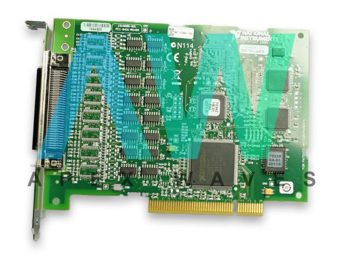 PCI-8431/8 National Instruments Serial Interface | Apex Waves | Image