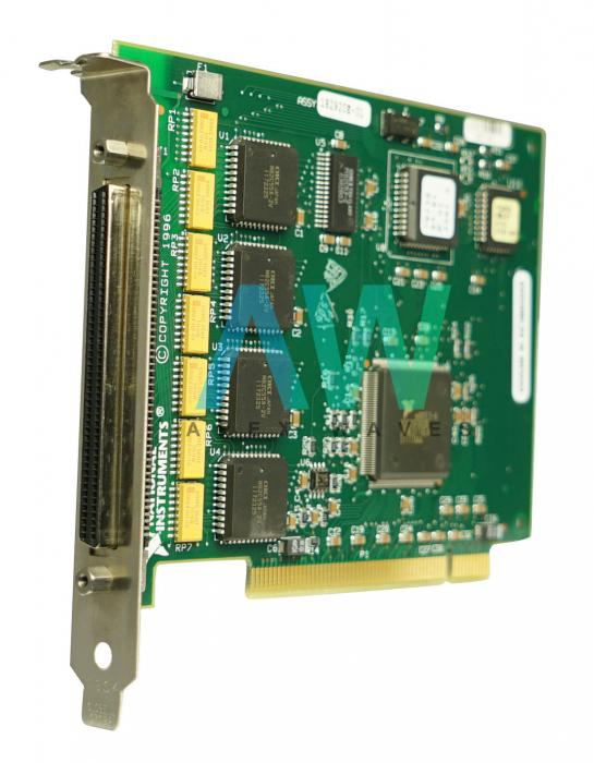 PCI-DIO-96 National Instruments Digital I/O Interface | Apex Waves | Image