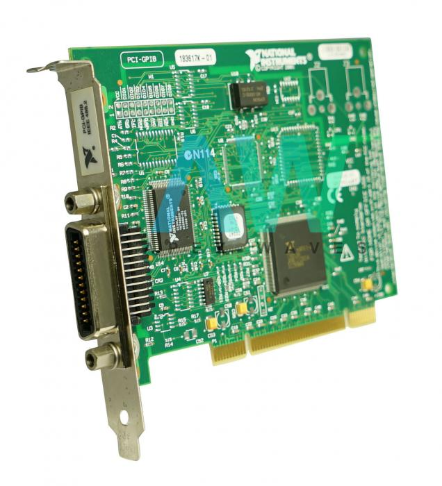 PCI-GPIB National Instruments GPIB Instrument Control Device | Apex Waves | Image