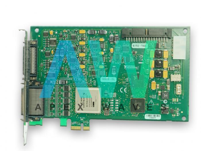 PCIe-7842R National Instruments Multifunction Reconfigurable I/O Device | Apex Waves | Image