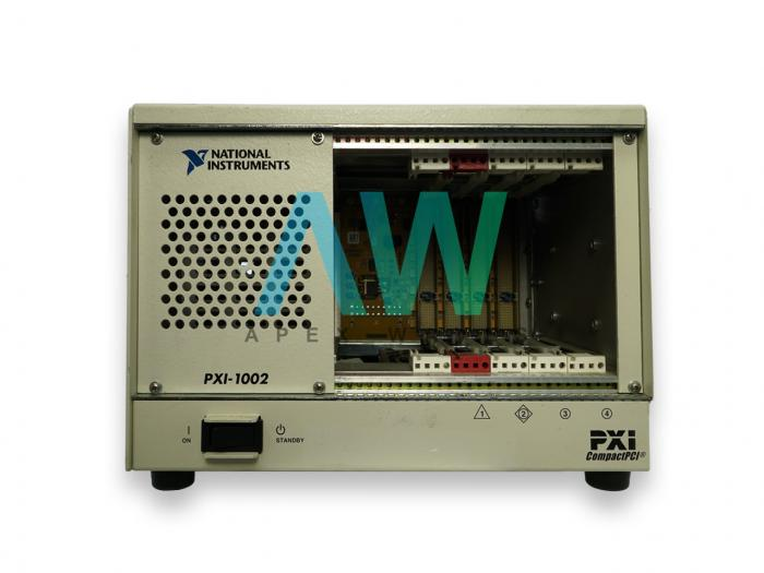 PXI-1002 National Instruments PXI Chassis | Apex Waves | Image