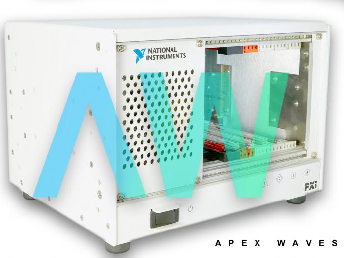 PXI-1031 National Instruments Chassis | Apex Waves | Image