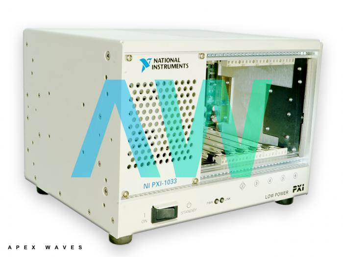 PXI-1033 National Instruments PXI Chassis | Apex Waves | Image