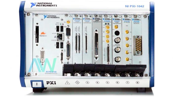 PXI-1042 National Instruments PXI Chassis | Apex Waves | Image