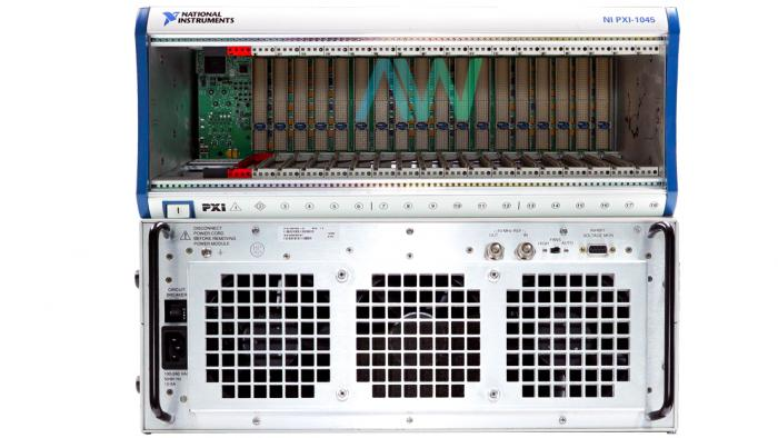 PXI-1045 National Instruments PXI Chassis   Apex Waves   Image