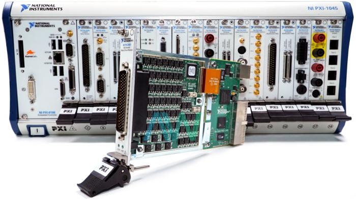 PXI-2567 National Instruments Relay Driver Module | Apex Waves | Image