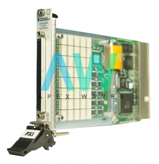 PXI-2570 National Instruments Relay Module | Apex Waves | Image
