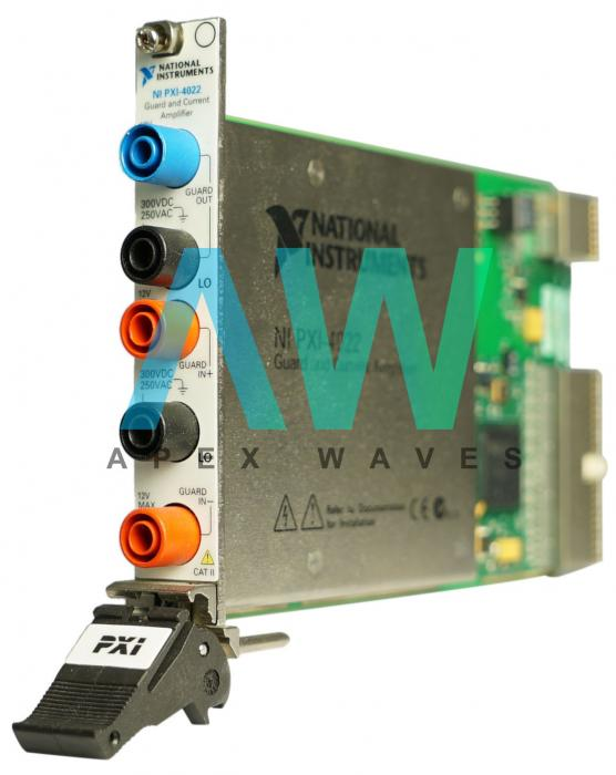 PXI-4022 National Instruments PXI Amplifier Module | Apex Waves | Image
