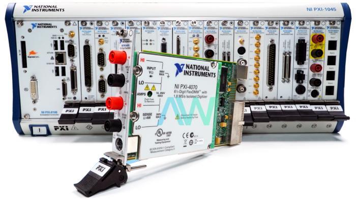 PXI-4070 National Instruments Digital Multimeter | Apex Waves | Image