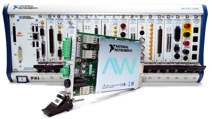 PXI-4110 National Instruments Programmable Power Supply | Apex Waves | Image
