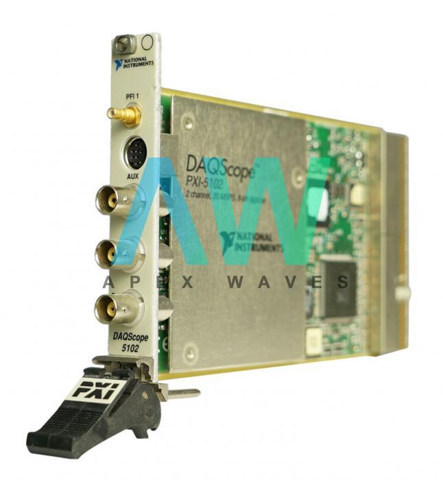PXI-5102 National Instruments Digitizer | Apex Waves | Image