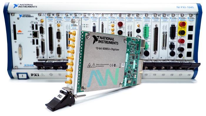 PXI-5105 National Instruments Oscilloscope   Apex Waves   Image