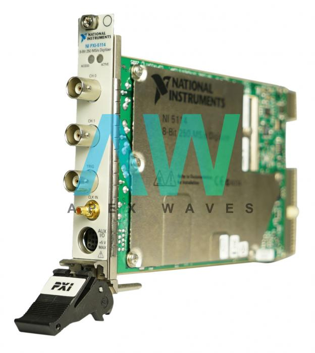 PXI-5114 National Instruments Oscilloscope | Apex Waves | Image