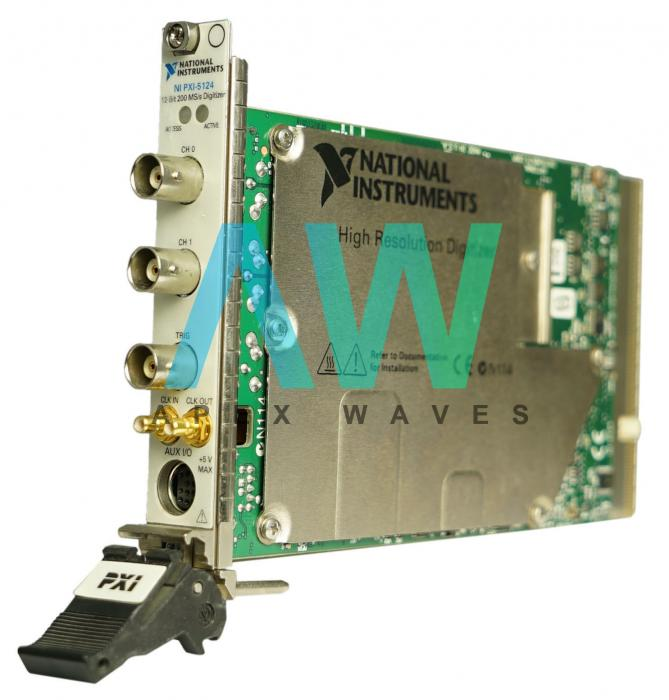 PXI-5124 National Instruments Oscilloscope | Apex Waves | Image