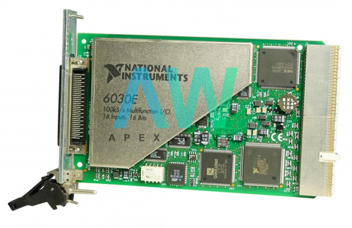 PXI-6030E National Instruments Multifunction DAQ Device | Apex Waves | Image