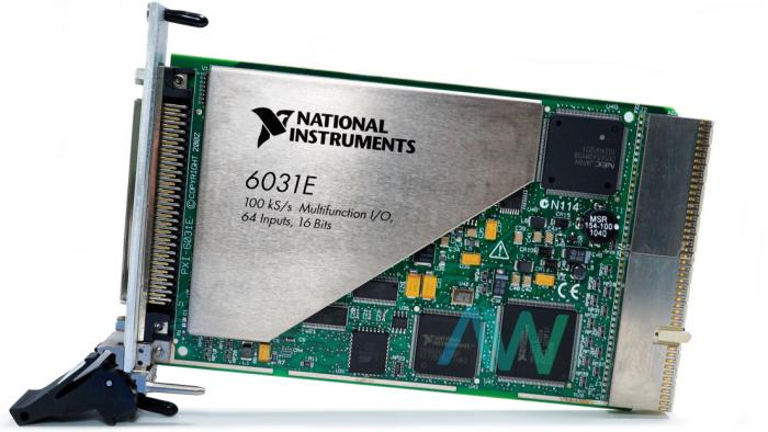 PXI-6031E National Instruments Multifunction DAQ Device | Apex Waves | Image