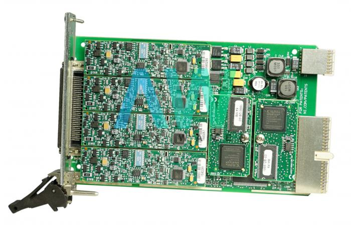 PXI-6120 National Instruments Multifunction I/O Module | Apex Waves | Image