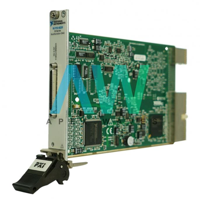 PXI-6220 National Instruments Multifunction I/O Module   Apex Waves   Image