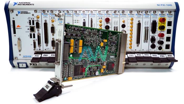 PXI-6229 National Instruments Multifunction I/O Module   Apex Waves   Image