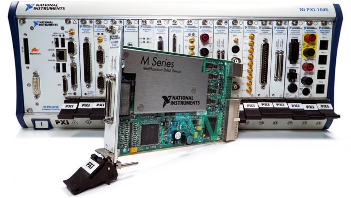 PXI-6259 National Instruments Multifunction I/O Module |Apex Waves | Image