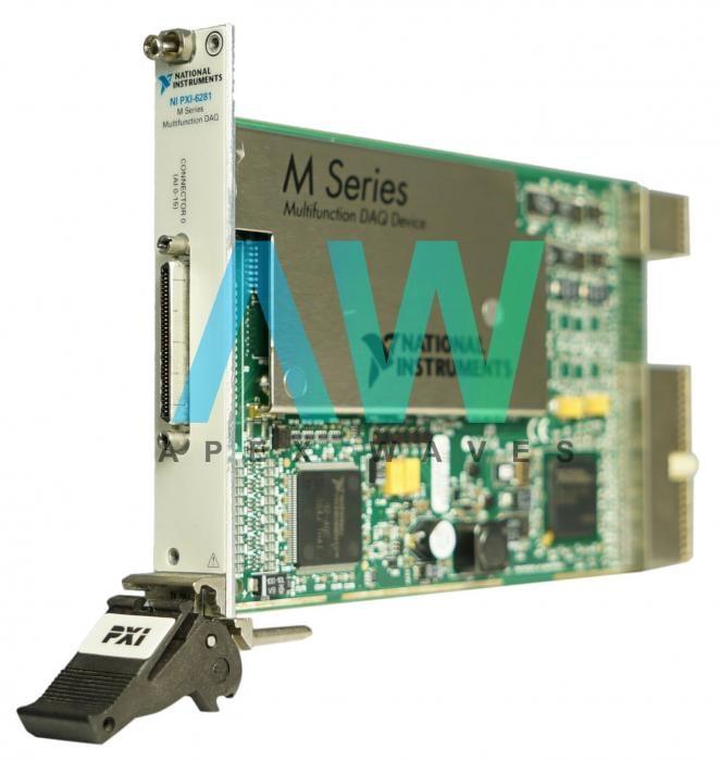 PXI-6281 National Instruments Multifunction I/O Module | Apex Waves | Image