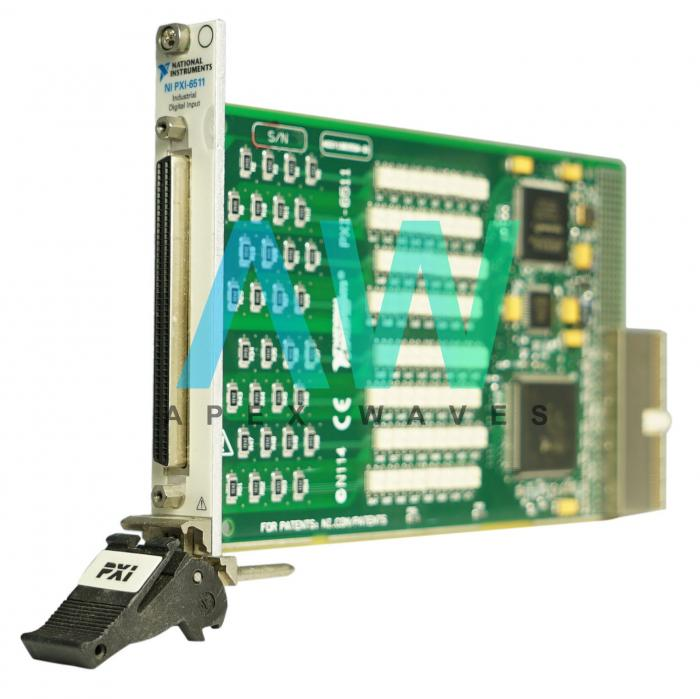 PXI-6511 National Instruments PXI Digital I/O Module | Apex Waves | Image
