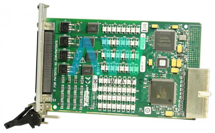 PXI-6515 National Instruments Digital I/O Module | Apex Waves | Image