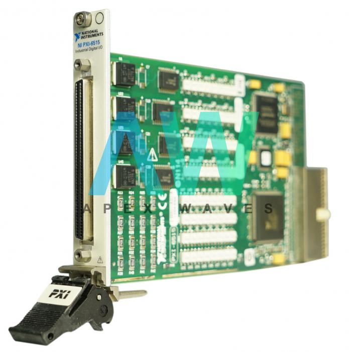 PXI-6515 National Instruments Digital I/O Module | Apex Waves | Image