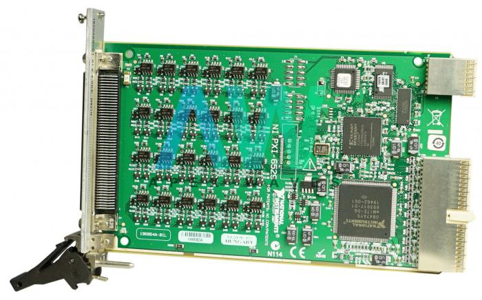 PXI-6529 National Instruments PXI Digital I/O Module | Apex Waves | Image