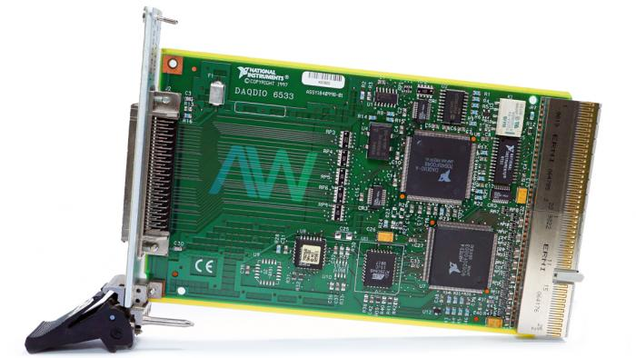 PXI-6533 National Instruments PXI Digital I/O Module | Apex Waves | Image