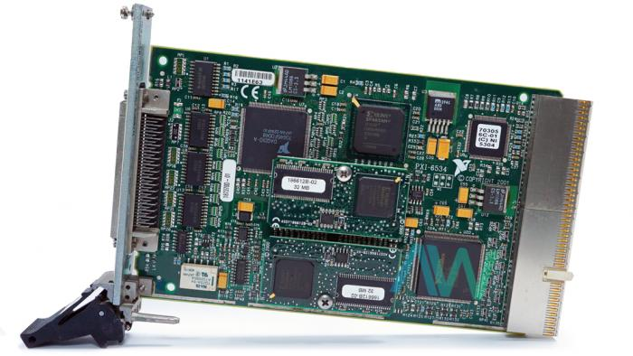 PXI-6534 National Instruments Digital I/O Module | Apex Waves | Image