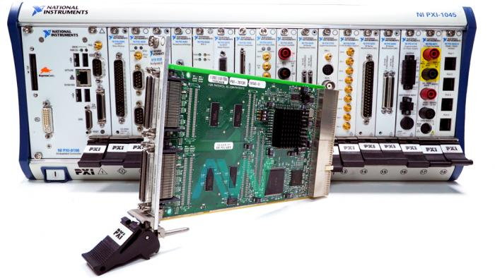 PXI-7813R National Instruments Digital Reconfigurable I/O Module | Apex Waves | Image
