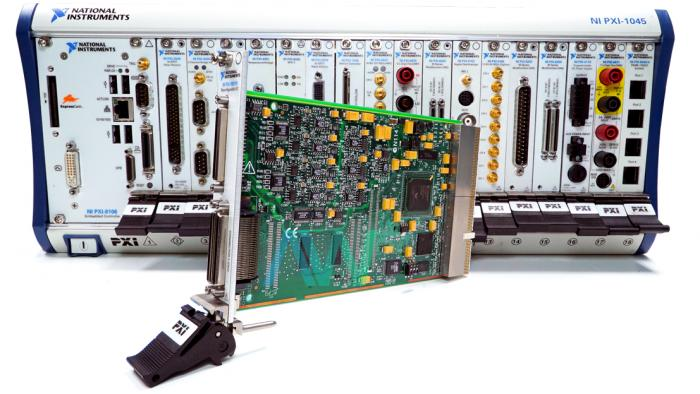 PXI-7831R National Instruments Multifunction Reconfigurable I/O Module | Apex Waves | Image