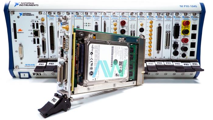 PXI-8101 National Instruments PXI Controller | Apex Waves | Image