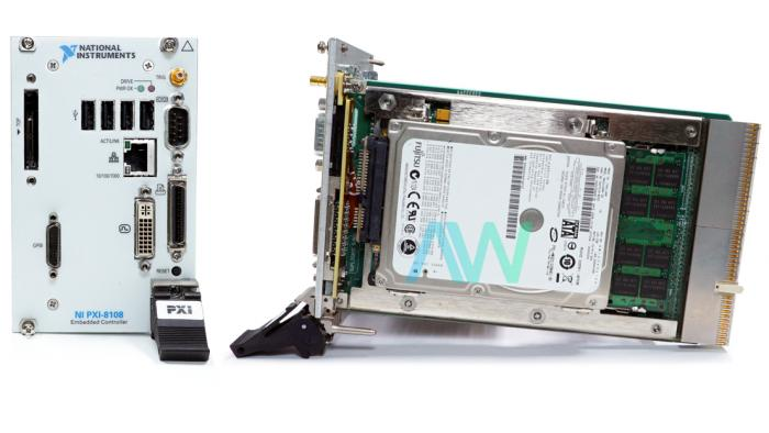 PXI-8108 National Instruments PXI Controller | Apex Waves | Image