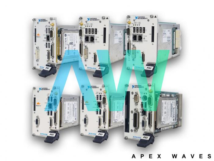 PXI-8115 National Instruments Dual-Core Embedded Controller | Apex Waves | Image