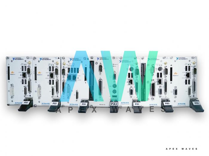 PXI-8186 National Instruments PXI Controller | Apex Waves | Image