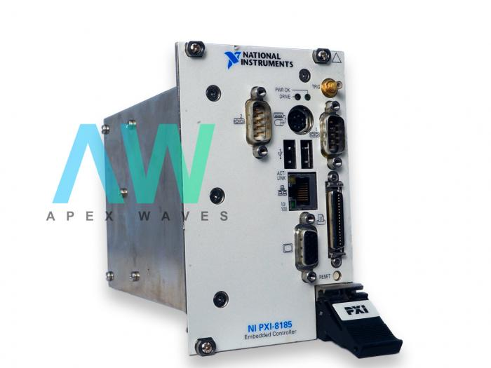 PXI-8185 National Instruments PXI Controller | Apex Waves | Image