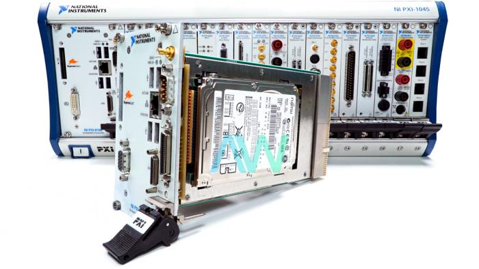 PXI-8196 National Instruments PXI Controller | Apex Waves | Image