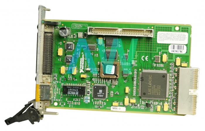 PXI-8210 National Instruments Ethernet/Ultra Wide SCSI Interface | Apex Waves | Image