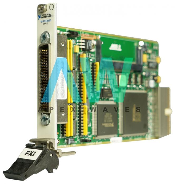 PXI-8320 National Instruments MXI-2 System Extender   Apex Waves   Image