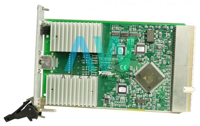 PXI-8330 National Instruments Interface Module | Apex Waves | Image