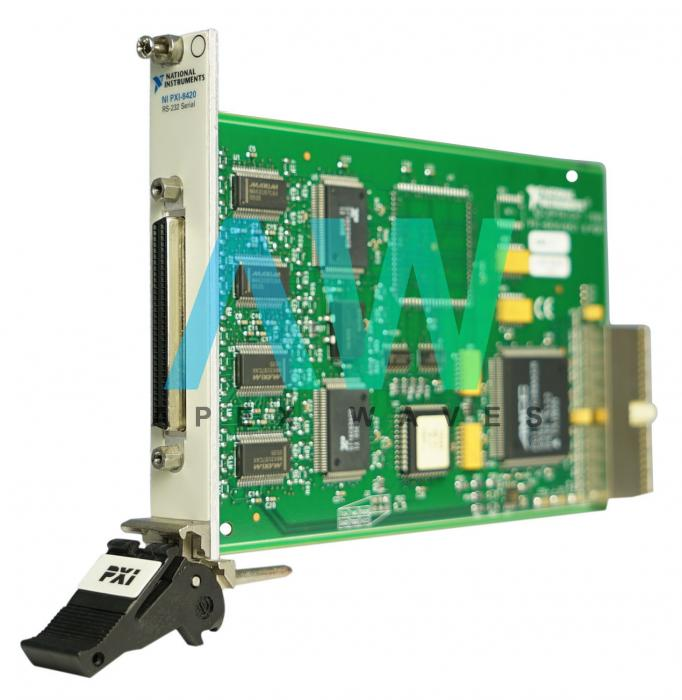 PXI-8420/16 National Instruments RS-232 Interface | Apex Waves | Image