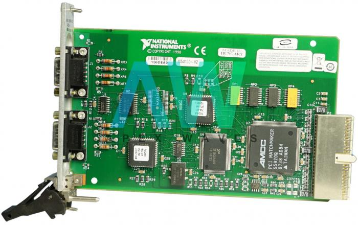PXI-8421/2 National Instruments RS-485 Interface | Apex Waves | Image