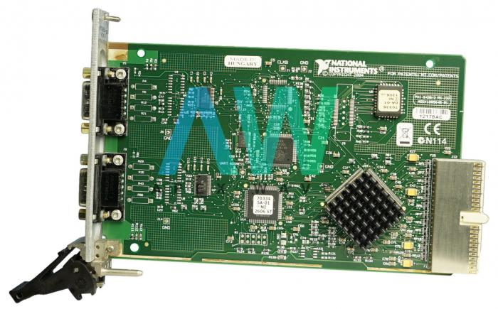 PXI-8430/2 National Instruments RS-232 Interface | Apex Waves | Image
