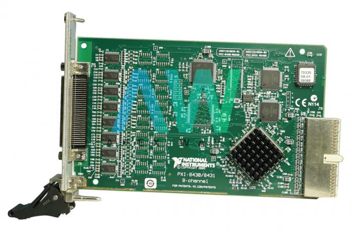 PXI-8430/8 National Instruments RS-232 Interface | Apex Waves | Image