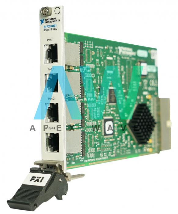 PXI-8431/4 National Instruments RS-485 Interface | Apex Waves | Image